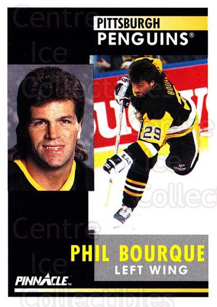 1991-92 Pinnacle #227 Phil Bourque<br/>8 In Stock - $1.00 each - <a href=https://centericecollectibles.foxycart.com/cart?name=1991-92%20Pinnacle%20%23227%20Phil%20Bourque...&quantity_max=8&price=$1.00&code=245521 class=foxycart> Buy it now! </a>