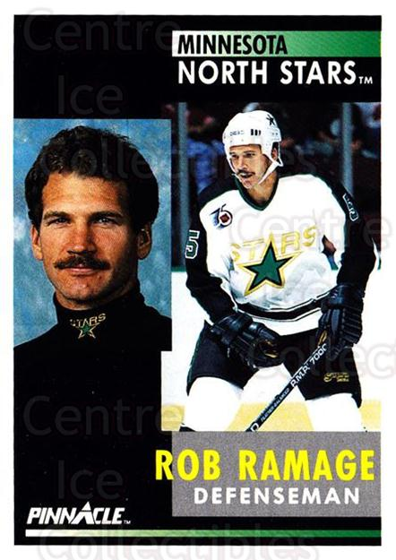 1991-92 Pinnacle #228 Rob Ramage<br/>8 In Stock - $1.00 each - <a href=https://centericecollectibles.foxycart.com/cart?name=1991-92%20Pinnacle%20%23228%20Rob%20Ramage...&quantity_max=8&price=$1.00&code=245522 class=foxycart> Buy it now! </a>