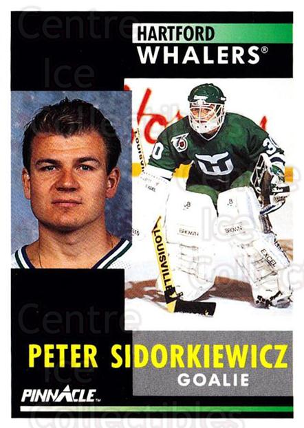 1991-92 Pinnacle #234 Peter Sidorkiewicz<br/>7 In Stock - $1.00 each - <a href=https://centericecollectibles.foxycart.com/cart?name=1991-92%20Pinnacle%20%23234%20Peter%20Sidorkiew...&quantity_max=7&price=$1.00&code=245528 class=foxycart> Buy it now! </a>