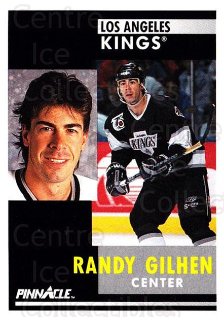 1991-92 Pinnacle #238 Randy Gilhen<br/>7 In Stock - $1.00 each - <a href=https://centericecollectibles.foxycart.com/cart?name=1991-92%20Pinnacle%20%23238%20Randy%20Gilhen...&quantity_max=7&price=$1.00&code=245532 class=foxycart> Buy it now! </a>