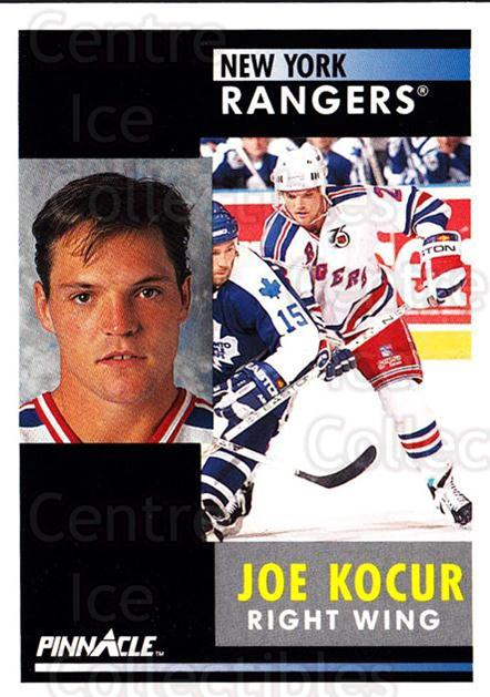 1991-92 Pinnacle #240 Joey Kocur<br/>8 In Stock - $1.00 each - <a href=https://centericecollectibles.foxycart.com/cart?name=1991-92%20Pinnacle%20%23240%20Joey%20Kocur...&quantity_max=8&price=$1.00&code=245534 class=foxycart> Buy it now! </a>