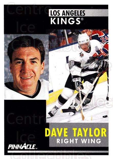 1991-92 Pinnacle #249 Dave Taylor<br/>8 In Stock - $1.00 each - <a href=https://centericecollectibles.foxycart.com/cart?name=1991-92%20Pinnacle%20%23249%20Dave%20Taylor...&quantity_max=8&price=$1.00&code=245543 class=foxycart> Buy it now! </a>