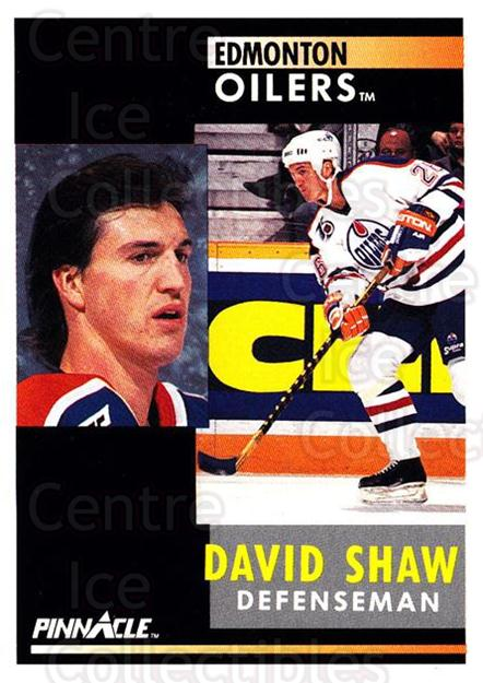 1991-92 Pinnacle #251 David Shaw<br/>6 In Stock - $1.00 each - <a href=https://centericecollectibles.foxycart.com/cart?name=1991-92%20Pinnacle%20%23251%20David%20Shaw...&quantity_max=6&price=$1.00&code=245545 class=foxycart> Buy it now! </a>