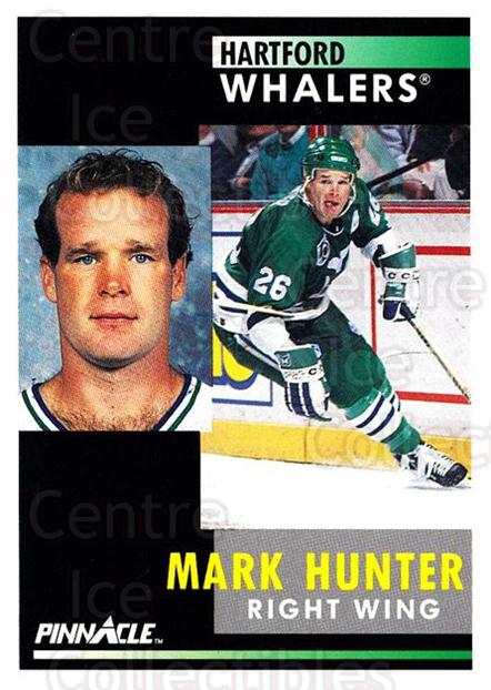 1991-92 Pinnacle #253 Mark Hunter<br/>8 In Stock - $1.00 each - <a href=https://centericecollectibles.foxycart.com/cart?name=1991-92%20Pinnacle%20%23253%20Mark%20Hunter...&quantity_max=8&price=$1.00&code=245547 class=foxycart> Buy it now! </a>