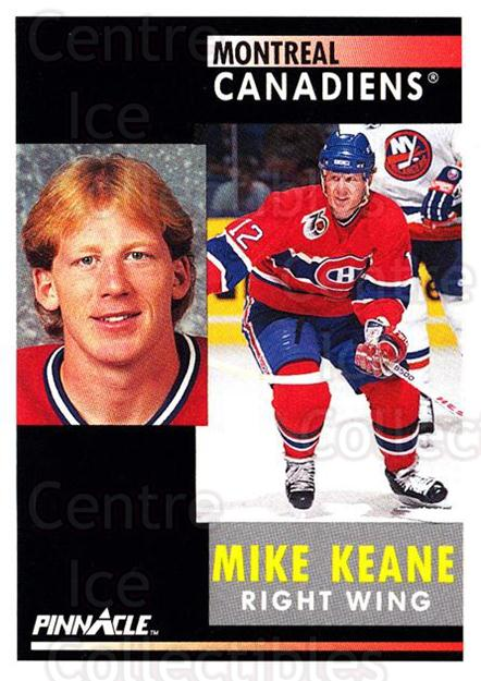 1991-92 Pinnacle #265 Mike Keane<br/>6 In Stock - $1.00 each - <a href=https://centericecollectibles.foxycart.com/cart?name=1991-92%20Pinnacle%20%23265%20Mike%20Keane...&quantity_max=6&price=$1.00&code=245559 class=foxycart> Buy it now! </a>