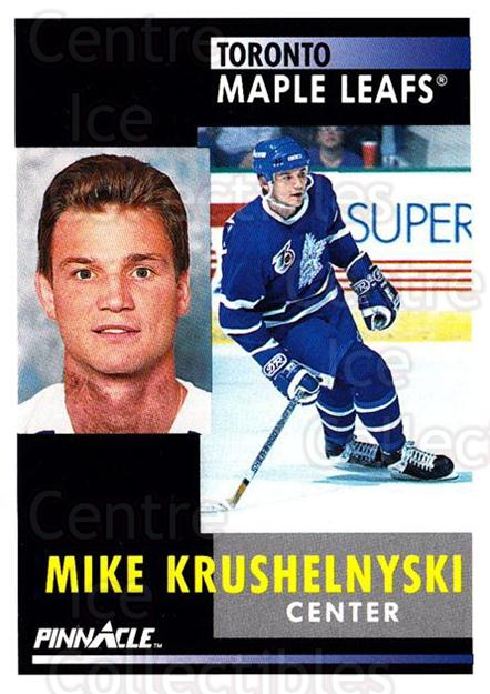 1991-92 Pinnacle #269 Mike Krushelnyski<br/>8 In Stock - $1.00 each - <a href=https://centericecollectibles.foxycart.com/cart?name=1991-92%20Pinnacle%20%23269%20Mike%20Krushelnys...&quantity_max=8&price=$1.00&code=245563 class=foxycart> Buy it now! </a>