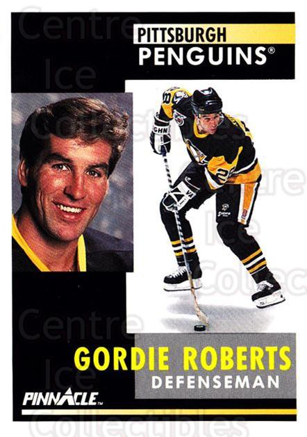 1991-92 Pinnacle #274 Gordie Roberts<br/>8 In Stock - $1.00 each - <a href=https://centericecollectibles.foxycart.com/cart?name=1991-92%20Pinnacle%20%23274%20Gordie%20Roberts...&quantity_max=8&price=$1.00&code=245568 class=foxycart> Buy it now! </a>