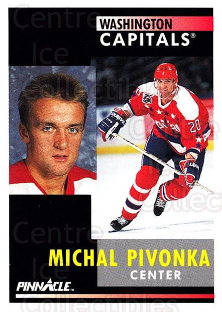 1991-92 Pinnacle #277 Michal Pivonka<br/>6 In Stock - $1.00 each - <a href=https://centericecollectibles.foxycart.com/cart?name=1991-92%20Pinnacle%20%23277%20Michal%20Pivonka...&quantity_max=6&price=$1.00&code=245571 class=foxycart> Buy it now! </a>