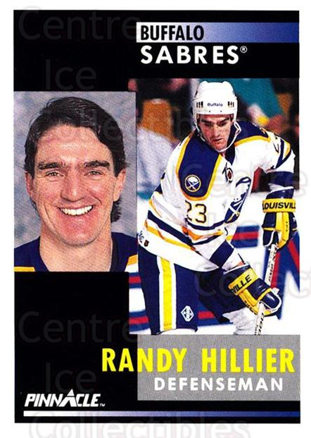 1991-92 Pinnacle #281 Randy Hillier<br/>5 In Stock - $1.00 each - <a href=https://centericecollectibles.foxycart.com/cart?name=1991-92%20Pinnacle%20%23281%20Randy%20Hillier...&quantity_max=5&price=$1.00&code=245575 class=foxycart> Buy it now! </a>