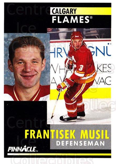 1991-92 Pinnacle #282 Frantisek Musil<br/>8 In Stock - $1.00 each - <a href=https://centericecollectibles.foxycart.com/cart?name=1991-92%20Pinnacle%20%23282%20Frantisek%20Musil...&quantity_max=8&price=$1.00&code=245576 class=foxycart> Buy it now! </a>