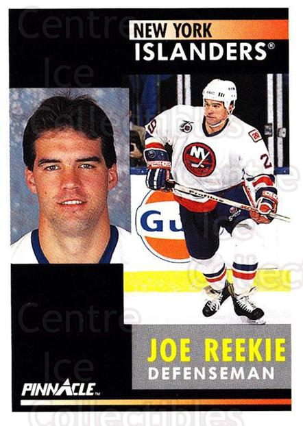 1991-92 Pinnacle #285 Joe Reekie<br/>8 In Stock - $1.00 each - <a href=https://centericecollectibles.foxycart.com/cart?name=1991-92%20Pinnacle%20%23285%20Joe%20Reekie...&quantity_max=8&price=$1.00&code=245579 class=foxycart> Buy it now! </a>