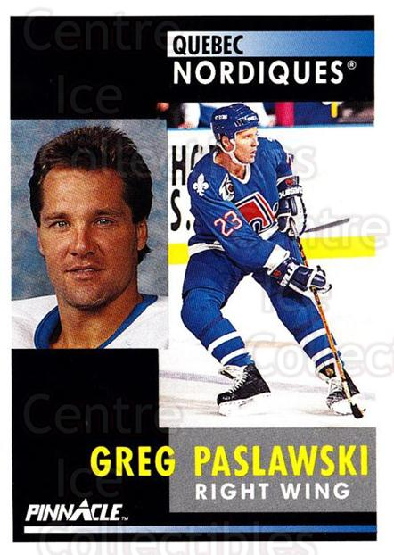 1991-92 Pinnacle #286 Greg Paslawski<br/>8 In Stock - $1.00 each - <a href=https://centericecollectibles.foxycart.com/cart?name=1991-92%20Pinnacle%20%23286%20Greg%20Paslawski...&quantity_max=8&price=$1.00&code=245580 class=foxycart> Buy it now! </a>
