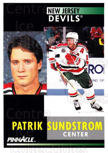 1991-92 Pinnacle #290 Patrik Sundstrom<br/>8 In Stock - $1.00 each - <a href=https://centericecollectibles.foxycart.com/cart?name=1991-92%20Pinnacle%20%23290%20Patrik%20Sundstro...&quantity_max=8&price=$1.00&code=245584 class=foxycart> Buy it now! </a>