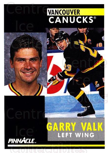 1991-92 Pinnacle #291 Garry Valk<br/>8 In Stock - $1.00 each - <a href=https://centericecollectibles.foxycart.com/cart?name=1991-92%20Pinnacle%20%23291%20Garry%20Valk...&quantity_max=8&price=$1.00&code=245585 class=foxycart> Buy it now! </a>