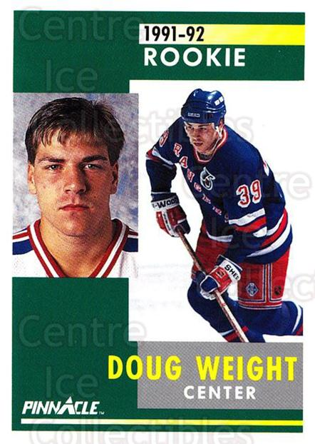 1991-92 Pinnacle #310 Doug Weight<br/>14 In Stock - $1.00 each - <a href=https://centericecollectibles.foxycart.com/cart?name=1991-92%20Pinnacle%20%23310%20Doug%20Weight...&quantity_max=14&price=$1.00&code=245604 class=foxycart> Buy it now! </a>