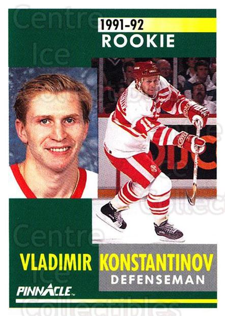 1991-92 Pinnacle #311 Vladimir Konstantinov<br/>11 In Stock - $1.00 each - <a href=https://centericecollectibles.foxycart.com/cart?name=1991-92%20Pinnacle%20%23311%20Vladimir%20Konsta...&quantity_max=11&price=$1.00&code=245605 class=foxycart> Buy it now! </a>