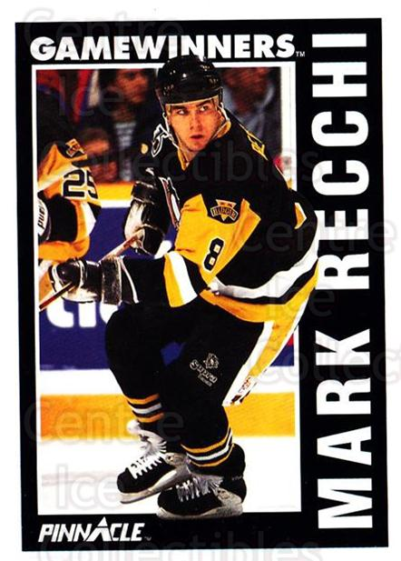 1991-92 Pinnacle #360 Mark Recchi<br/>8 In Stock - $1.00 each - <a href=https://centericecollectibles.foxycart.com/cart?name=1991-92%20Pinnacle%20%23360%20Mark%20Recchi...&quantity_max=8&price=$1.00&code=245654 class=foxycart> Buy it now! </a>