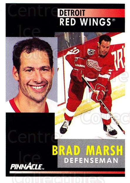 1991-92 Pinnacle #361 Brad Marsh<br/>7 In Stock - $1.00 each - <a href=https://centericecollectibles.foxycart.com/cart?name=1991-92%20Pinnacle%20%23361%20Brad%20Marsh...&quantity_max=7&price=$1.00&code=245655 class=foxycart> Buy it now! </a>