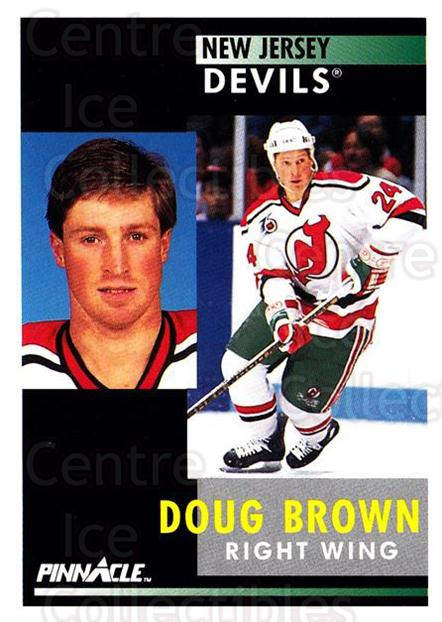 1991-92 Pinnacle #363 Doug Brown<br/>8 In Stock - $1.00 each - <a href=https://centericecollectibles.foxycart.com/cart?name=1991-92%20Pinnacle%20%23363%20Doug%20Brown...&quantity_max=8&price=$1.00&code=245657 class=foxycart> Buy it now! </a>