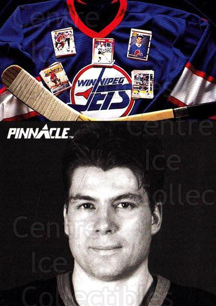 1991-92 Pinnacle #416 Pat Elynuik<br/>8 In Stock - $1.00 each - <a href=https://centericecollectibles.foxycart.com/cart?name=1991-92%20Pinnacle%20%23416%20Pat%20Elynuik...&quantity_max=8&price=$1.00&code=245710 class=foxycart> Buy it now! </a>