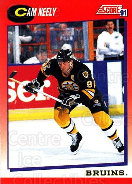 1991-92 Score Canadian Bilingual #6 Cam Neely<br/>4 In Stock - $1.00 each - <a href=https://centericecollectibles.foxycart.com/cart?name=1991-92%20Score%20Canadian%20Bilingual%20%236%20Cam%20Neely...&quantity_max=4&price=$1.00&code=245720 class=foxycart> Buy it now! </a>