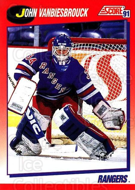 1991-92 Score Canadian Bilingual #10 John Vanbiesbrouck<br/>3 In Stock - $1.00 each - <a href=https://centericecollectibles.foxycart.com/cart?name=1991-92%20Score%20Canadian%20Bilingual%20%2310%20John%20Vanbiesbro...&quantity_max=3&price=$1.00&code=245724 class=foxycart> Buy it now! </a>