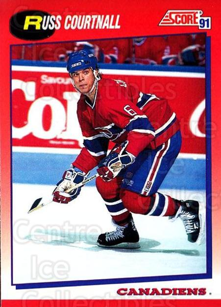 1991-92 Score Canadian Bilingual #42 Russ Courtnall<br/>4 In Stock - $1.00 each - <a href=https://centericecollectibles.foxycart.com/cart?name=1991-92%20Score%20Canadian%20Bilingual%20%2342%20Russ%20Courtnall...&quantity_max=4&price=$1.00&code=245756 class=foxycart> Buy it now! </a>