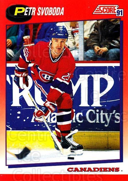 1991-92 Score Canadian Bilingual #95 Petr Svoboda<br/>4 In Stock - $1.00 each - <a href=https://centericecollectibles.foxycart.com/cart?name=1991-92%20Score%20Canadian%20Bilingual%20%2395%20Petr%20Svoboda...&quantity_max=4&price=$1.00&code=245809 class=foxycart> Buy it now! </a>