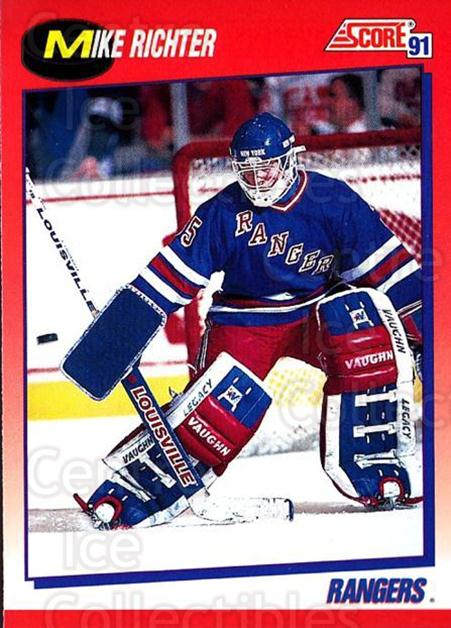 1991-92 Score Canadian Bilingual #120 Mike Richter<br/>2 In Stock - $1.00 each - <a href=https://centericecollectibles.foxycart.com/cart?name=1991-92%20Score%20Canadian%20Bilingual%20%23120%20Mike%20Richter...&quantity_max=2&price=$1.00&code=245834 class=foxycart> Buy it now! </a>