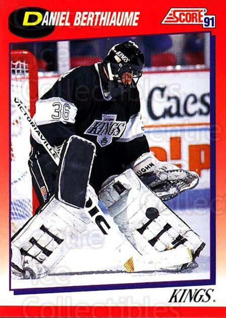 1991-92 Score Canadian Bilingual #132 Daniel Berthiaume<br/>3 In Stock - $1.00 each - <a href=https://centericecollectibles.foxycart.com/cart?name=1991-92%20Score%20Canadian%20Bilingual%20%23132%20Daniel%20Berthiau...&quantity_max=3&price=$1.00&code=245846 class=foxycart> Buy it now! </a>