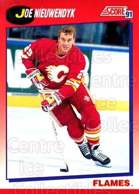 1991-92 Score Canadian Bilingual #170 Joe Nieuwendyk<br/>4 In Stock - $1.00 each - <a href=https://centericecollectibles.foxycart.com/cart?name=1991-92%20Score%20Canadian%20Bilingual%20%23170%20Joe%20Nieuwendyk...&quantity_max=4&price=$1.00&code=245884 class=foxycart> Buy it now! </a>