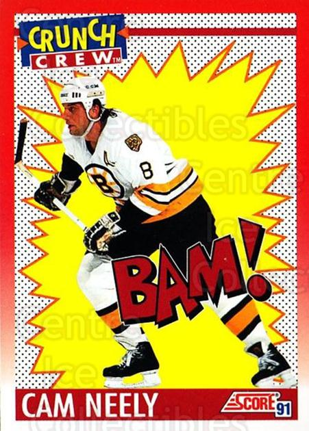 1991-92 Score Canadian Bilingual #305 Cam Neely<br/>4 In Stock - $1.00 each - <a href=https://centericecollectibles.foxycart.com/cart?name=1991-92%20Score%20Canadian%20Bilingual%20%23305%20Cam%20Neely...&quantity_max=4&price=$1.00&code=246019 class=foxycart> Buy it now! </a>
