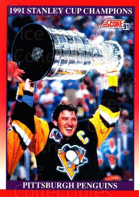 1991-92 Score Canadian Bilingual #315 Mario Lemieux, Stanley Cup<br/>1 In Stock - $2.00 each - <a href=https://centericecollectibles.foxycart.com/cart?name=1991-92%20Score%20Canadian%20Bilingual%20%23315%20Mario%20Lemieux,%20...&price=$2.00&code=246029 class=foxycart> Buy it now! </a>
