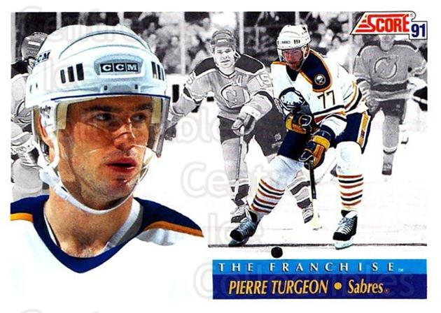 1991-92 Score Canadian Bilingual #332 Pierre Turgeon<br/>2 In Stock - $1.00 each - <a href=https://centericecollectibles.foxycart.com/cart?name=1991-92%20Score%20Canadian%20Bilingual%20%23332%20Pierre%20Turgeon...&quantity_max=2&price=$1.00&code=246046 class=foxycart> Buy it now! </a>