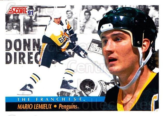 1991-92 Score Canadian Bilingual #365 Mario Lemieux<br/>1 In Stock - $1.00 each - <a href=https://centericecollectibles.foxycart.com/cart?name=1991-92%20Score%20Canadian%20Bilingual%20%23365%20Mario%20Lemieux...&price=$1.00&code=246079 class=foxycart> Buy it now! </a>