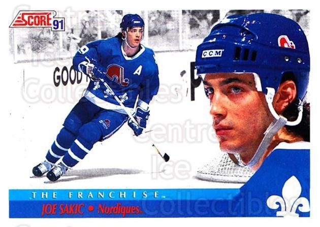 1991-92 Score Canadian Bilingual #366 Joe Sakic<br/>3 In Stock - $1.00 each - <a href=https://centericecollectibles.foxycart.com/cart?name=1991-92%20Score%20Canadian%20Bilingual%20%23366%20Joe%20Sakic...&price=$1.00&code=246080 class=foxycart> Buy it now! </a>