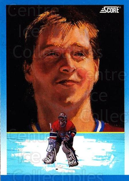 1991-92 Score Canadian Bilingual #372 Patrick Roy<br/>1 In Stock - $1.00 each - <a href=https://centericecollectibles.foxycart.com/cart?name=1991-92%20Score%20Canadian%20Bilingual%20%23372%20Patrick%20Roy...&price=$1.00&code=246086 class=foxycart> Buy it now! </a>