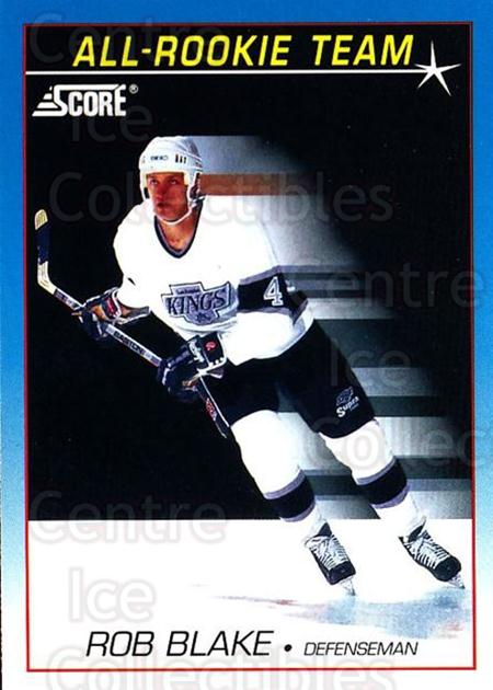1991-92 Score Canadian Bilingual #379 Rob Blake<br/>4 In Stock - $1.00 each - <a href=https://centericecollectibles.foxycart.com/cart?name=1991-92%20Score%20Canadian%20Bilingual%20%23379%20Rob%20Blake...&quantity_max=4&price=$1.00&code=246093 class=foxycart> Buy it now! </a>