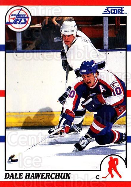 1990-91 Score USA #50 Dale Hawerchuk<br/>5 In Stock - $1.00 each - <a href=https://centericecollectibles.foxycart.com/cart?name=1990-91%20Score%20USA%20%2350%20Dale%20Hawerchuk...&quantity_max=5&price=$1.00&code=246424 class=foxycart> Buy it now! </a>