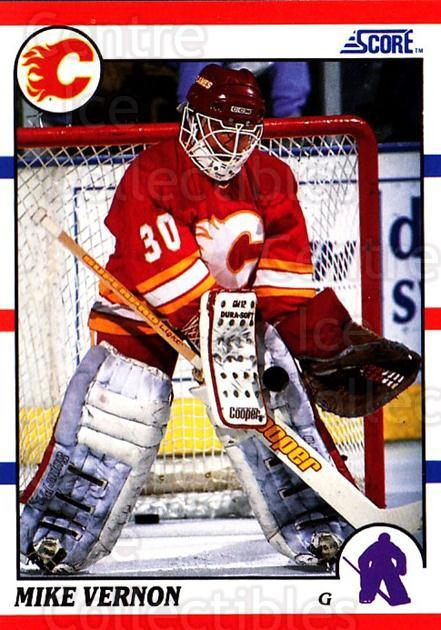 1990-91 Score USA #52 Mike Vernon<br/>7 In Stock - $1.00 each - <a href=https://centericecollectibles.foxycart.com/cart?name=1990-91%20Score%20USA%20%2352%20Mike%20Vernon...&quantity_max=7&price=$1.00&code=246426 class=foxycart> Buy it now! </a>