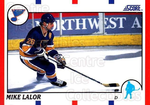 1990-91 Score USA #67 Mike Lalor<br/>7 In Stock - $1.00 each - <a href=https://centericecollectibles.foxycart.com/cart?name=1990-91%20Score%20USA%20%2367%20Mike%20Lalor...&quantity_max=7&price=$1.00&code=246441 class=foxycart> Buy it now! </a>