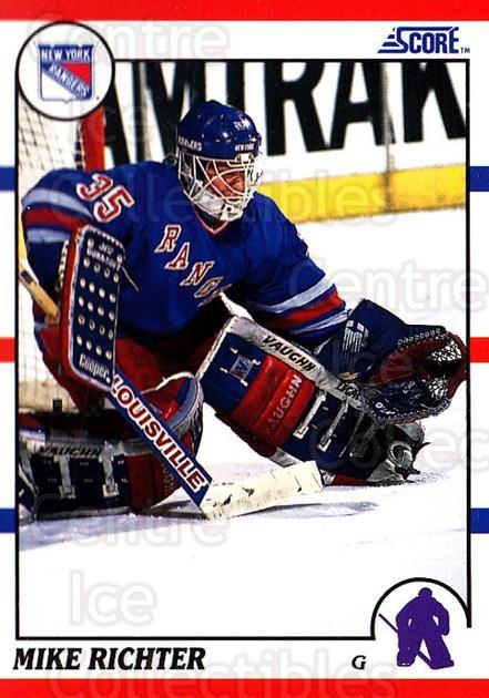 1990-91 Score USA #74 Mike Richter<br/>5 In Stock - $1.00 each - <a href=https://centericecollectibles.foxycart.com/cart?name=1990-91%20Score%20USA%20%2374%20Mike%20Richter...&quantity_max=5&price=$1.00&code=246448 class=foxycart> Buy it now! </a>