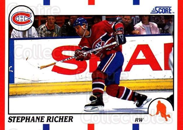 1990-91 Score USA #75 Stephane Richer<br/>6 In Stock - $1.00 each - <a href=https://centericecollectibles.foxycart.com/cart?name=1990-91%20Score%20USA%20%2375%20Stephane%20Richer...&quantity_max=6&price=$1.00&code=246449 class=foxycart> Buy it now! </a>