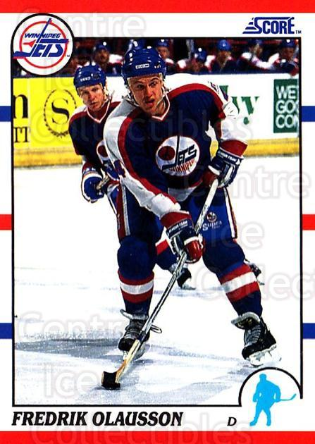 1990-91 Score USA #81 Fredrik Olausson<br/>6 In Stock - $1.00 each - <a href=https://centericecollectibles.foxycart.com/cart?name=1990-91%20Score%20USA%20%2381%20Fredrik%20Olausso...&quantity_max=6&price=$1.00&code=246455 class=foxycart> Buy it now! </a>