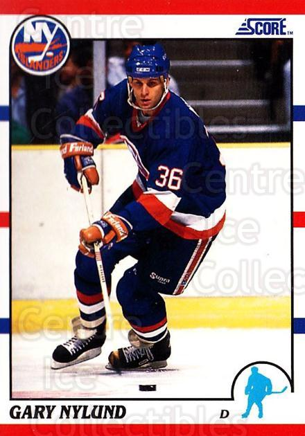 1990-91 Score USA #86 Gary Nylund<br/>6 In Stock - $1.00 each - <a href=https://centericecollectibles.foxycart.com/cart?name=1990-91%20Score%20USA%20%2386%20Gary%20Nylund...&quantity_max=6&price=$1.00&code=246460 class=foxycart> Buy it now! </a>