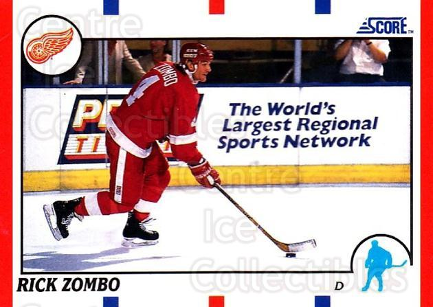 1990-91 Score USA #101 Rick Zombo<br/>7 In Stock - $1.00 each - <a href=https://centericecollectibles.foxycart.com/cart?name=1990-91%20Score%20USA%20%23101%20Rick%20Zombo...&quantity_max=7&price=$1.00&code=246475 class=foxycart> Buy it now! </a>