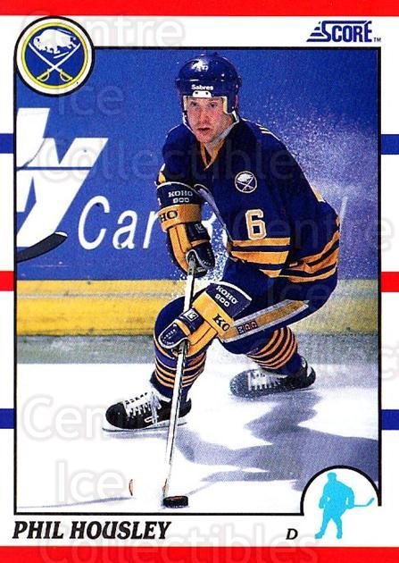 1990-91 Score USA #145 Phil Housley<br/>7 In Stock - $1.00 each - <a href=https://centericecollectibles.foxycart.com/cart?name=1990-91%20Score%20USA%20%23145%20Phil%20Housley...&quantity_max=7&price=$1.00&code=246519 class=foxycart> Buy it now! </a>