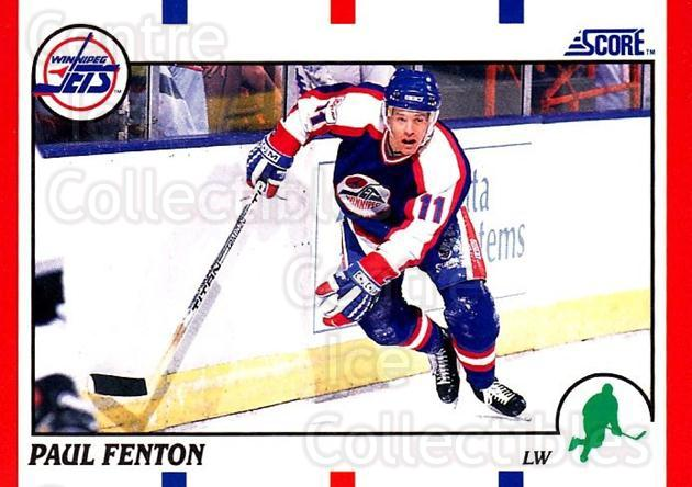 1990-91 Score USA #156 Paul Fenton<br/>6 In Stock - $1.00 each - <a href=https://centericecollectibles.foxycart.com/cart?name=1990-91%20Score%20USA%20%23156%20Paul%20Fenton...&quantity_max=6&price=$1.00&code=246530 class=foxycart> Buy it now! </a>