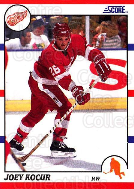 1990-91 Score USA #201 Joey Kocur<br/>5 In Stock - $1.00 each - <a href=https://centericecollectibles.foxycart.com/cart?name=1990-91%20Score%20USA%20%23201%20Joey%20Kocur...&quantity_max=5&price=$1.00&code=246575 class=foxycart> Buy it now! </a>