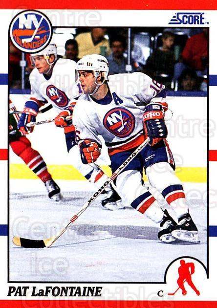 1990-91 Score USA #250 Pat LaFontaine<br/>6 In Stock - $1.00 each - <a href=https://centericecollectibles.foxycart.com/cart?name=1990-91%20Score%20USA%20%23250%20Pat%20LaFontaine...&quantity_max=6&price=$1.00&code=246624 class=foxycart> Buy it now! </a>